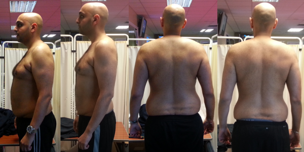14.1kg weight loss...in 8 weeks
