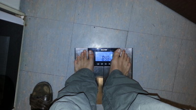 Weight Loss at a Slower Rate